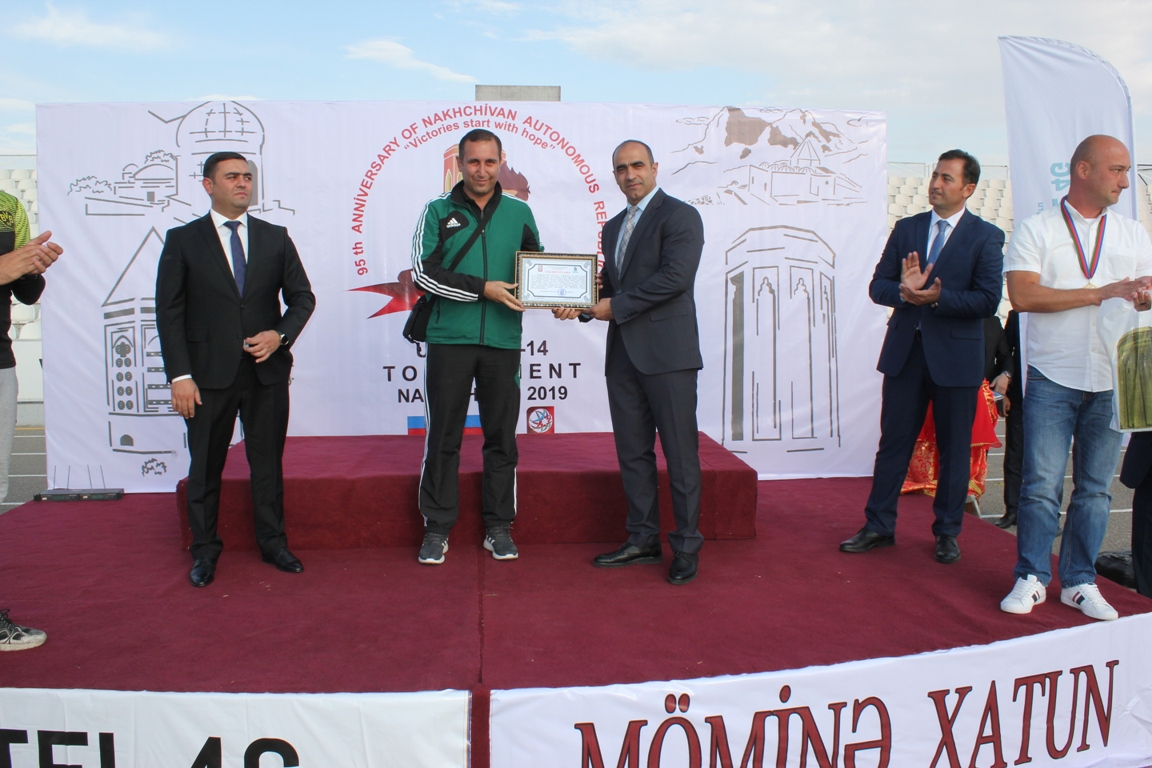 """<p>""""Nakhchivan CUP-95""""</p>"""